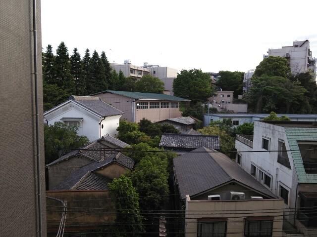 マンションの外の風景