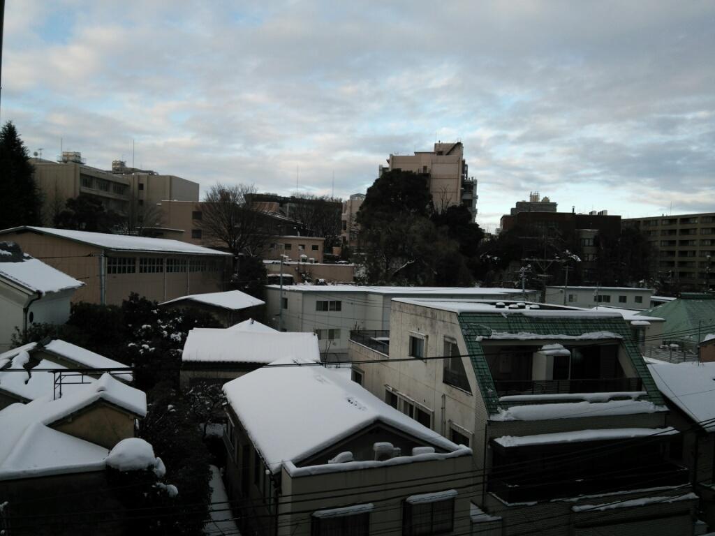 45年振りの大雪