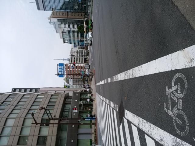 浅草橋から