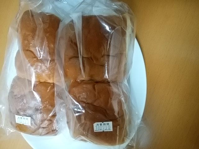 三星の豆パン